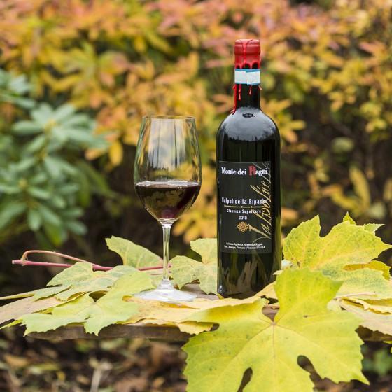 Italienske kvalitets vine