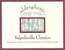 Azienda agricola Aldrighetti - Valpolicella